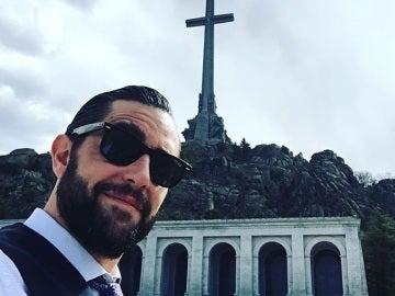 Dani Mateo en el Valle de los Caídos