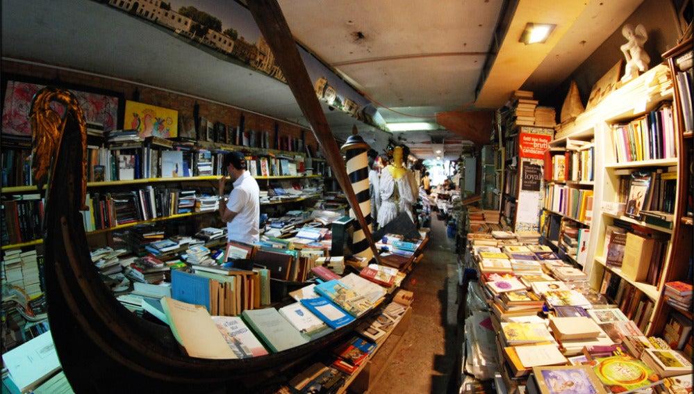 Librería Acqua Alta (Venecia)