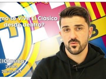 """Frame 78.979023 de: Villa: """"La clave para el Barcelona en el Clásico es tener el balón el máximo tiempo posible"""""""