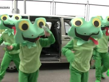 Las ranas de El Intermedio
