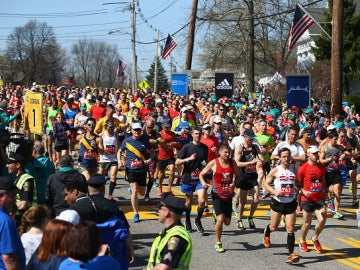 120 Maratón de Boston