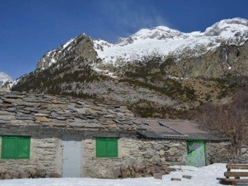 La cabaña del Turmo, protagonista del tema '20 de abril' de los Celtas Cortos
