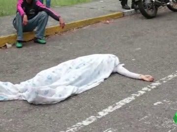 Frame 0.494322 de: venezuela muertos