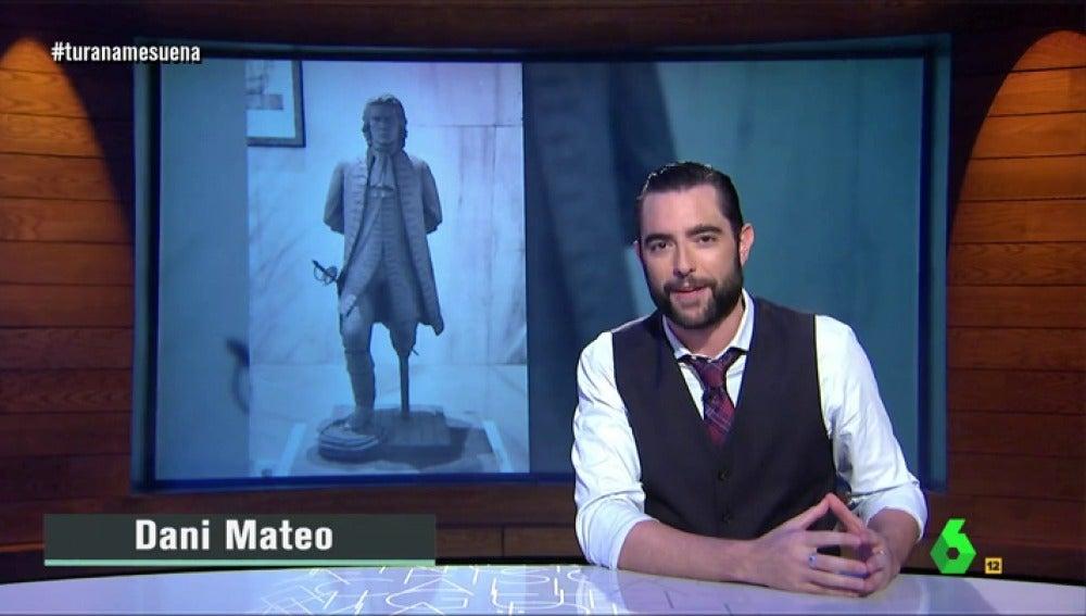 Dani Mateo en El Intermedio