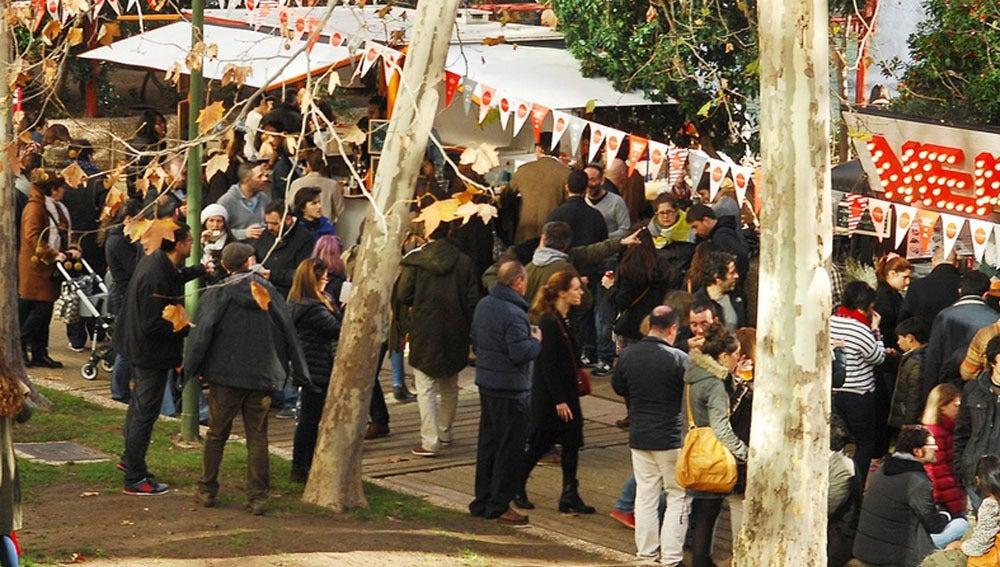 Imagen de archivo de un evento de MadrEat