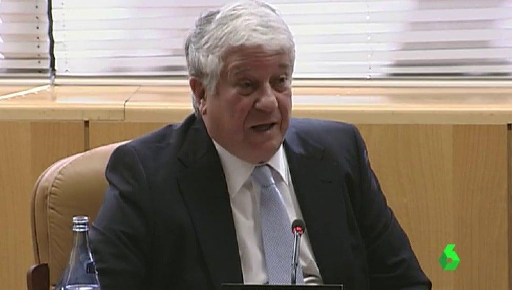 El expresidente de los empresarios madrileños, Arturo Fernández