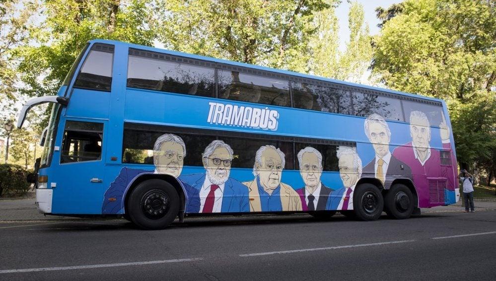 Tramabús de Podemos