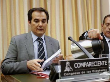 Juan Antonio Nieto en el Congreso