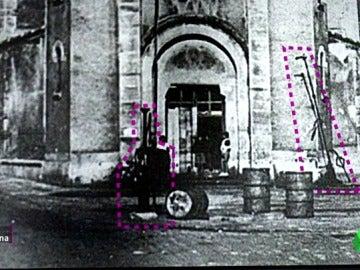 Mentiras de Franco sobre el Gernika