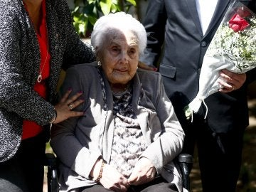 Anciana más longeva de Europa
