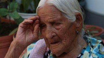 María Félix, mexicana de 116 años