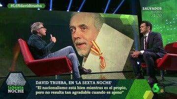 David Trueba en laSexta Noche
