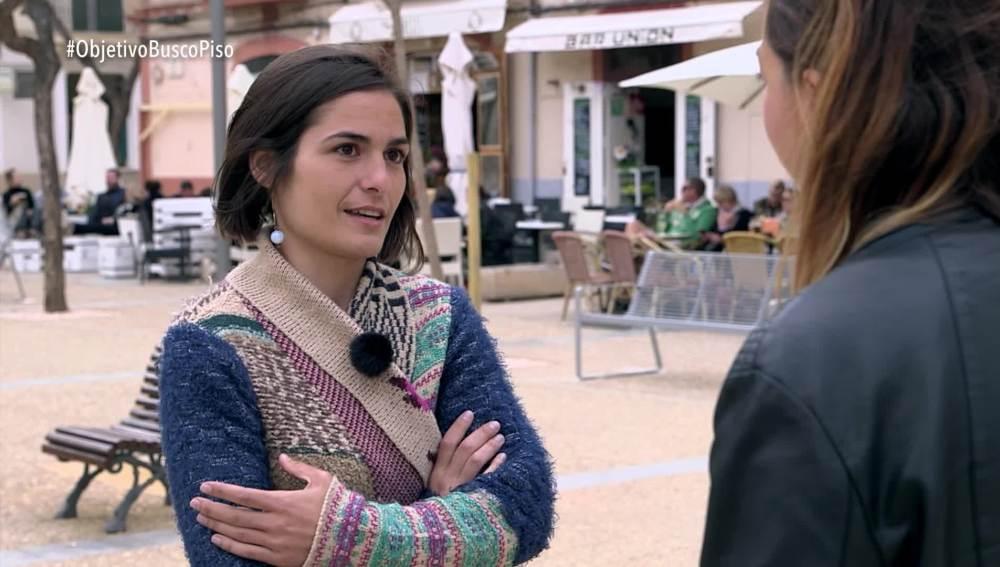 Naihara Cardona, abogada de la Plataforma Ibiza Afectados por los Alquileres