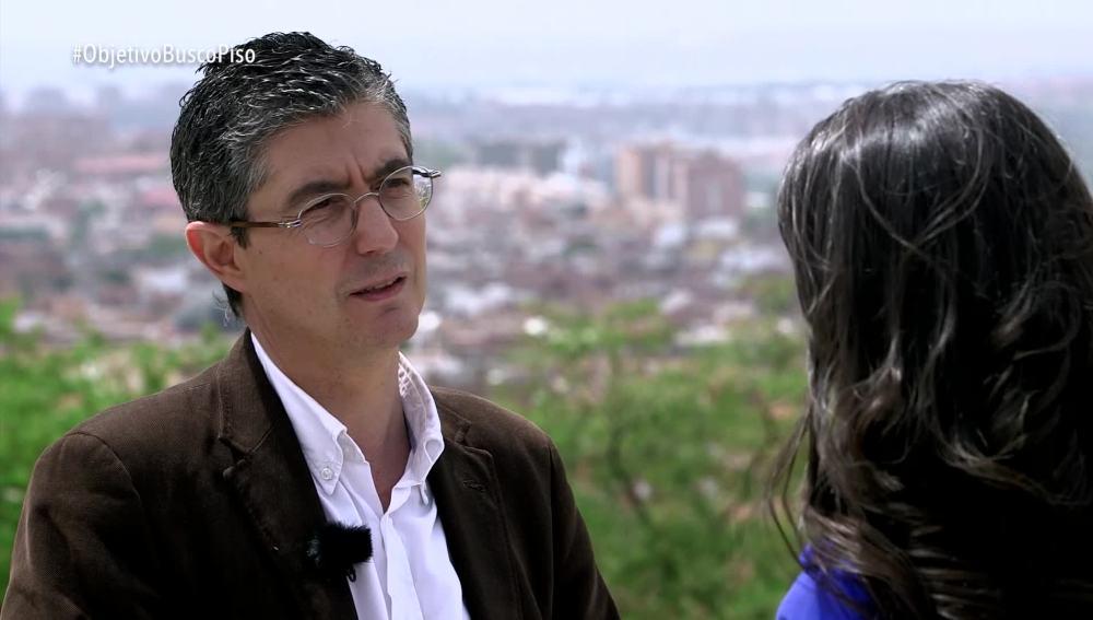 Fernando Trias de Bes, economista y escritor, en El Objetivo
