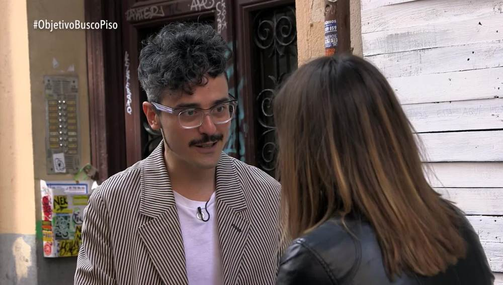 Raúl Rosillo, un joven de 30 años, en El Objetivo