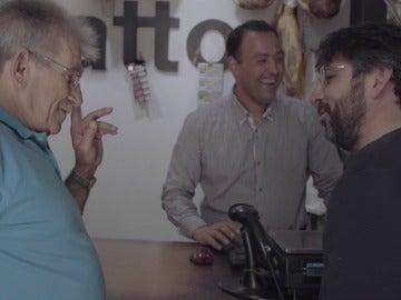 Miguel Montes Neiro y Jordi Évole
