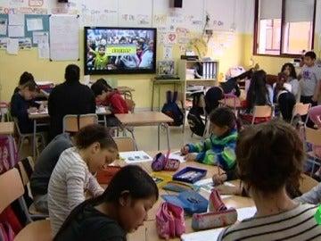 Alumnos participantes en el proyecto