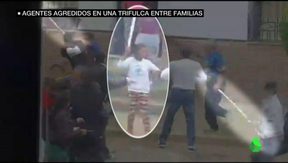 Brutal pelea en Tobarra