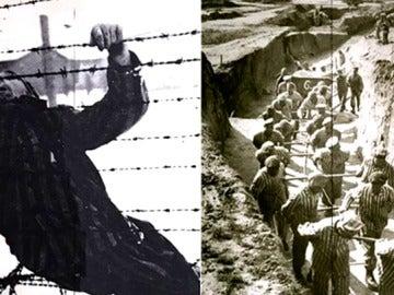 Fotografías de Mauthausen realizadas por Boix
