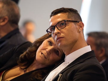 Maria Dolores dos Santos Aveiro, la madre de Cristiano Ronaldo