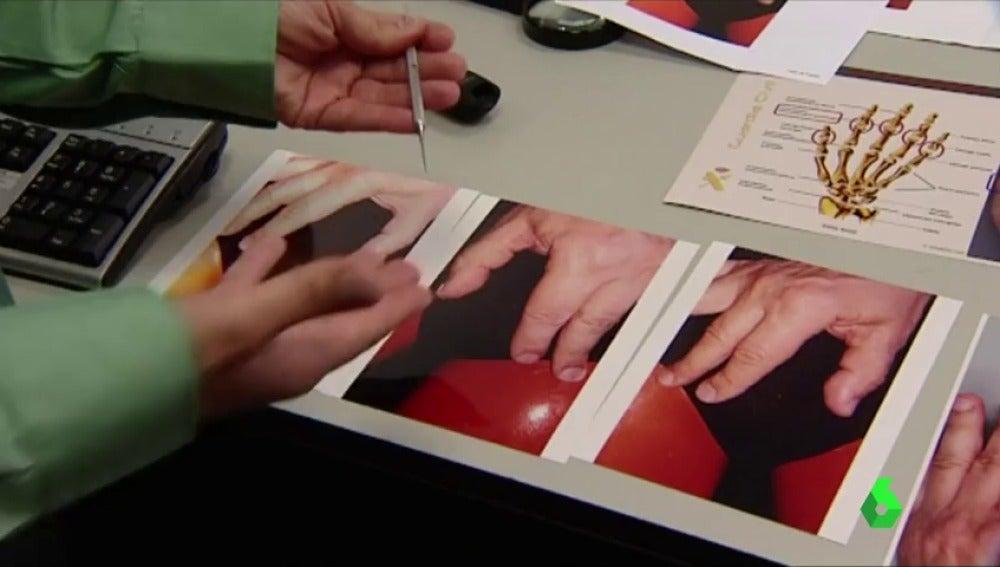 Frame 0.0 de: Identifican al agresor sexual de una niña de 11 años por una foto de sus manos tocando los genitales de la pequeña