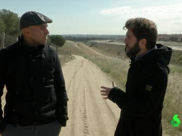 Gonzo y Tomás Márquez