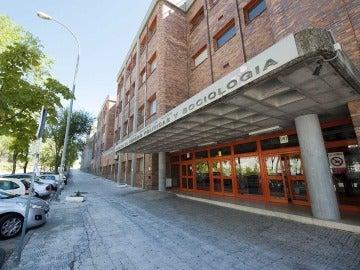 Facultad de ciencias políticas y sociología de la UCM