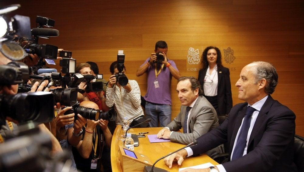 Francisco Camps, expresident de la Generalitat Valenciana