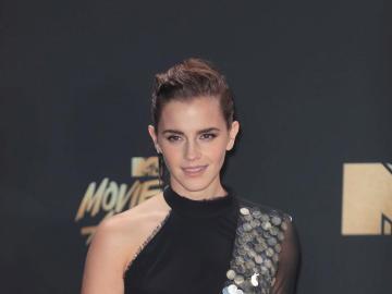 Emma Watson en la gala de los MTV Awards