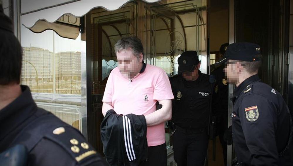 El detenido por la muerte de su hijo en A Coruña