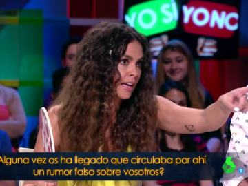 Cristina Pedroche, molesta con un rumor