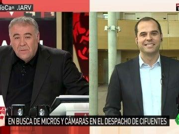 """Frame 0.0 de: Ignacio Aguado: """"Los desvíos del Canal Isabel II, otro ejemplo de cómo ha gobernando el PP la Comunidad de Madrid a golpe de mayoría"""""""