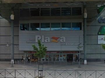 Centro Comercial Plaza de la Estación en Fuenlabrada