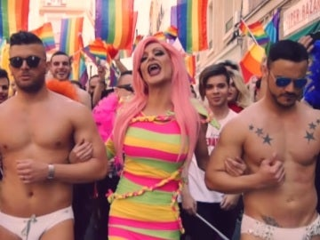 Kika Lorace, en su nuevo videoclip