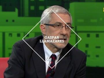 Gaspar LLamazares en laSexta Noche