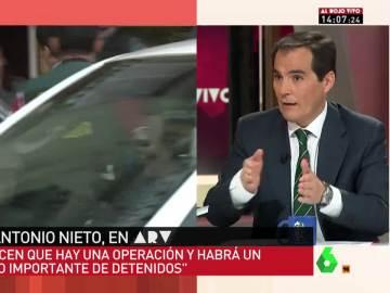 José Antonio Nieto en ARV