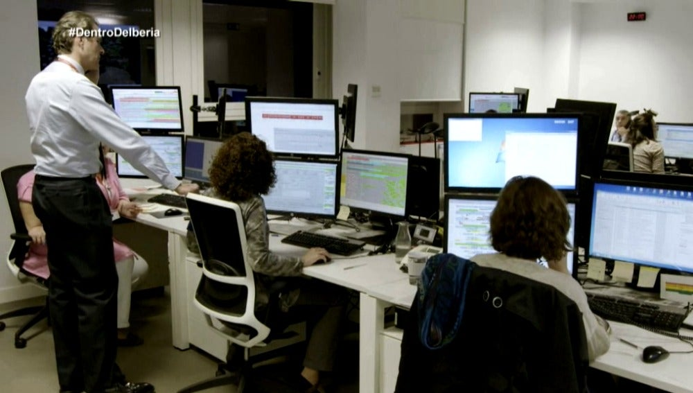 Centro de Operaciones de Iberia