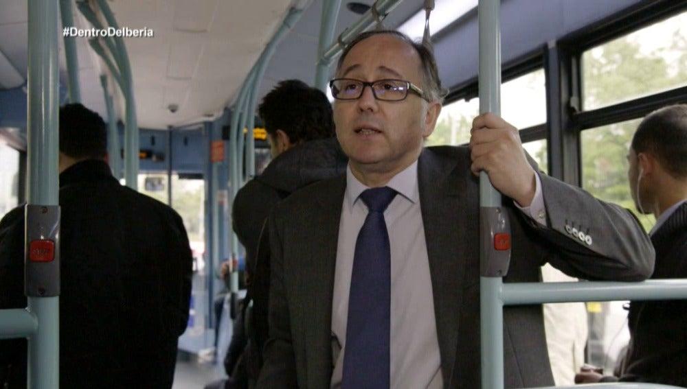 El presidente de Iberia, Luis Gallego