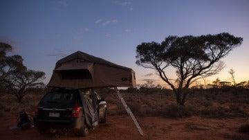 Amarna Miller en Australia