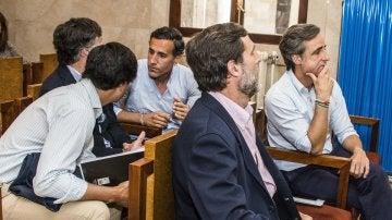 Los Ruiz-Mateos en un juicio por estafa