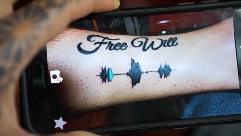 Tatuajes sonoros