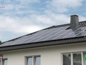 Europa produce 100 GW de energía solar, el 5% lo genera España