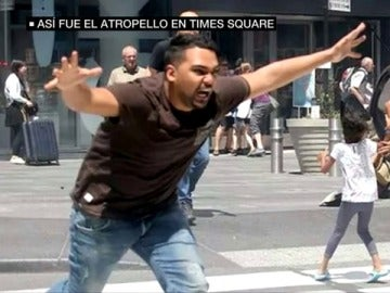 Conductor del atropello en Nueva York