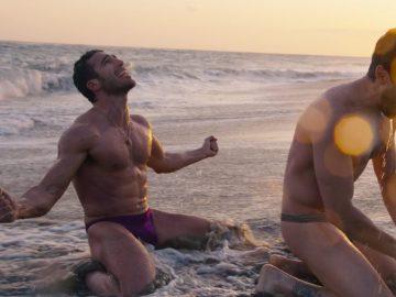 Miguel Ángel Silvestre y Alfonso Herrera en 'Sense8'