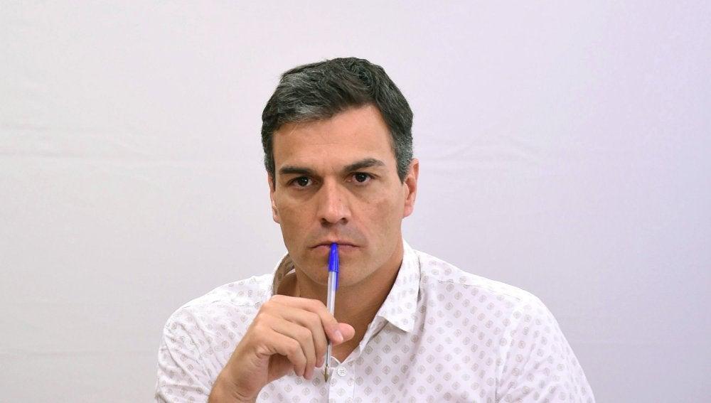 Pedro Sánchez, secretario general del PSOE | Archivo