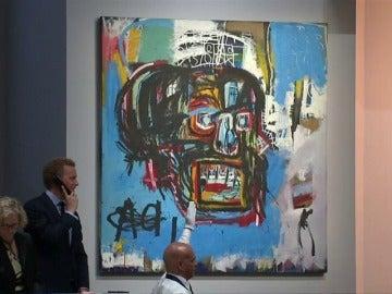 Frame 9.983278 de: Basquiat agranda su leyenda: ya es el artista estadounidense más caro de la historia