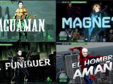 Conoce a los personajes del 'Universo Mamandurrias'