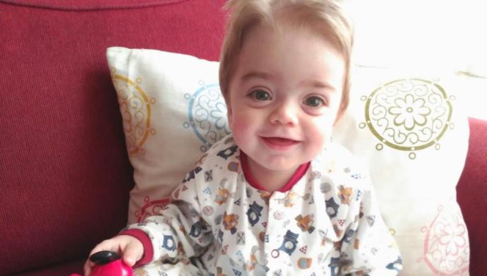 Rubén, el pequeño que necesita un donante de médula