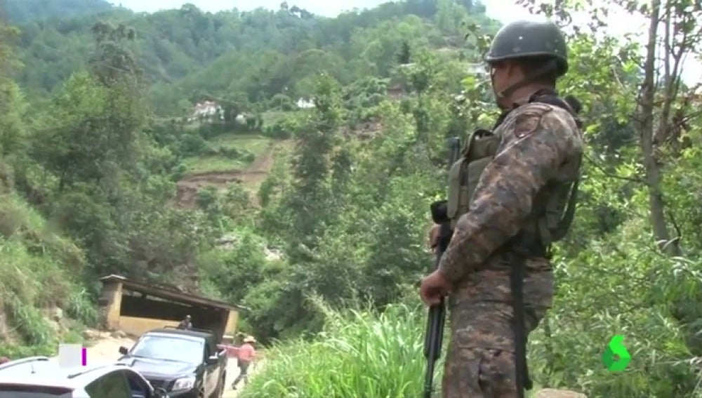 450 militares se desplegarán para evitar el paso de la droga