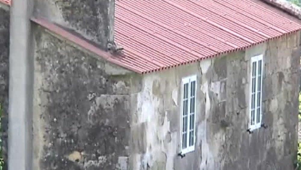 Investigan el brutal asesinato de un anciano en Moraña, Pontevedra